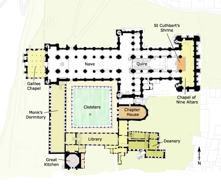 Areas Of Interest Durham World Heritage Site