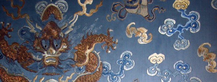 Is this a Chinese dragon? - Durham World Heritage Site