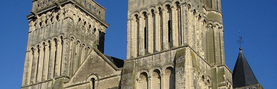 how romanesque architecture spread in england durham world