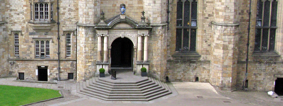 Western Entrance Durham World Heritage Site