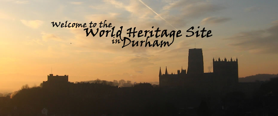 Welcome to the World Heritage Site in Durham