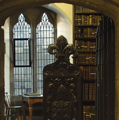 The Durham World Heritage Site is fortunate in that it still retains valuable collections of documents, manuscripts and books related to its own history, and to the history of the surrounding region.
