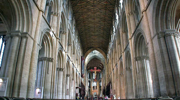 Why Was The Introduction Of Ribbed Vaults At Durham Cathedral Significant