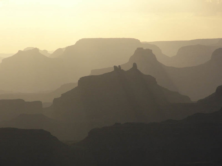 The Grand Canyon is one most iconic and easily recognisable natural World Heritage Sites. Unsurprisingly, it was one of the earliest sites to be inscribed on the World Heritage List (1979).