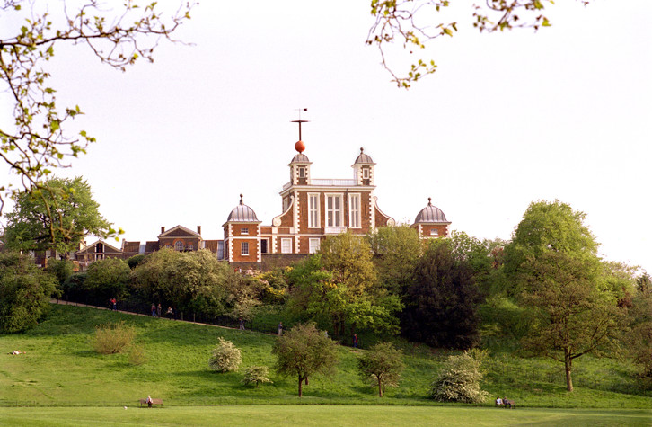 A view of Greenwich Observatory, part of the Greenwich World Heritage Site