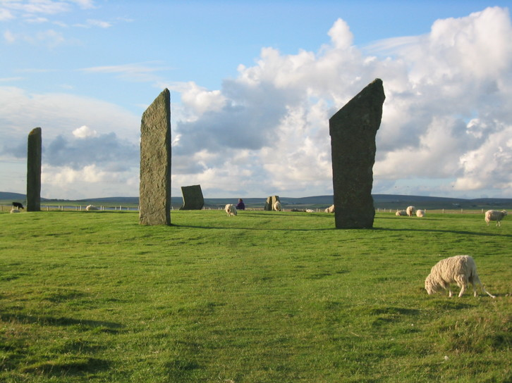 A view of Neolithic Orkney