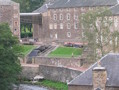 A view of New Lanark, Scotland