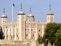 View of the Tower of London showing the Traitors' Gate